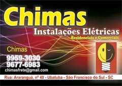 chimas-eletrica
